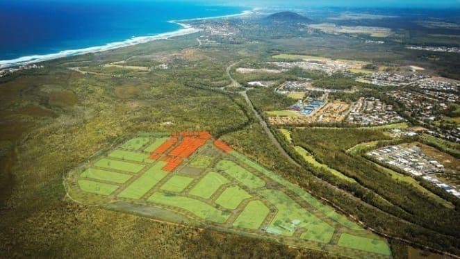 Sunshine Coast Peregian Breeze site sells for $1.1 million
