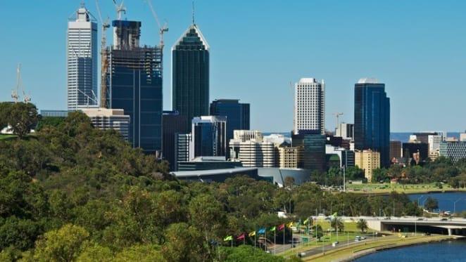 Perth primed for smart investors: Damian Collins