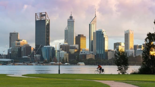 Perth property looks set to boom: Pete Wargent