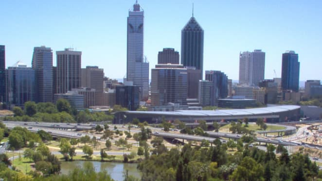 Perth's counter cyclical property market is now moving forward: Terry Ryder