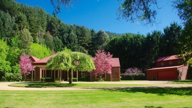 Pinecrest in Central Victoria with $3 million hopes