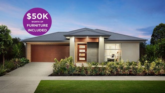 Brand new Point Cook home set to auction for charity