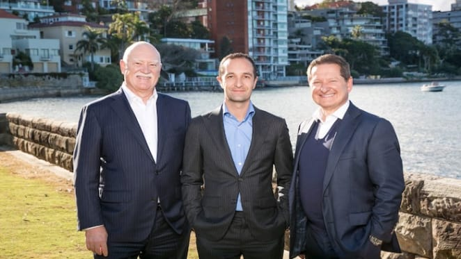 Ray White Double Bay founders Craig Pontey and Michael Finger sell out to Elliott Placks