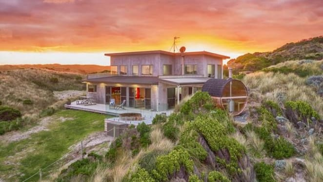King Island's Porky Beach Retreat listed
