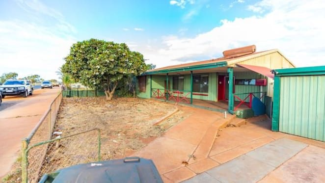 Oceanfront reserve Port Hedland house sold for half a million loss by mortgagees