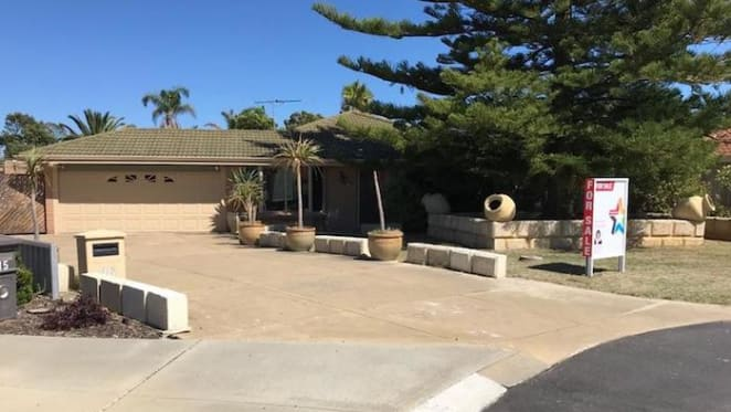 Loss for mortgagees in Port Kennedy, WA, four bedroom house sale
