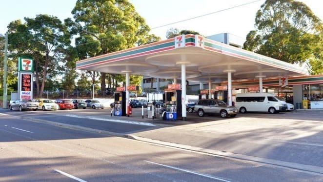 Yields tighten in latest 7-Eleven Sydney service station offering