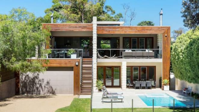 Ricky and Rianna Ponting buy Portsea weekender