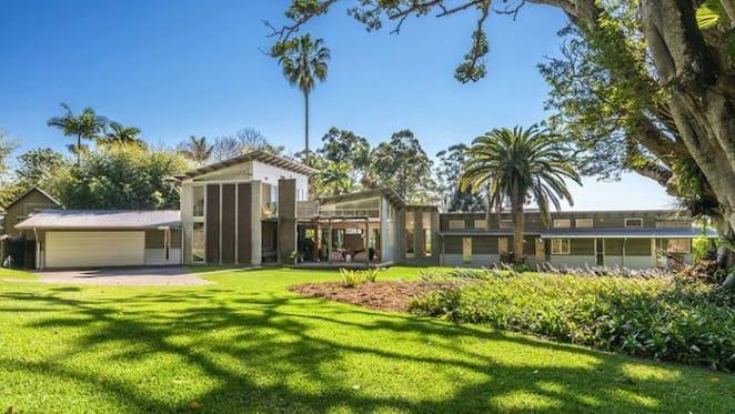 Cricket Australia board member Michelle Tredenick family lists Byron Bay hinterland retreat