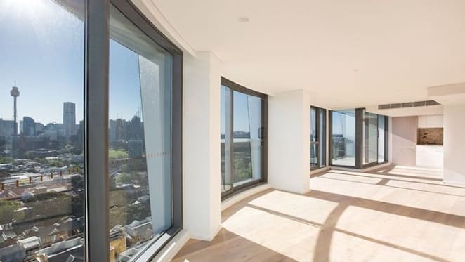 Two level Omnia, Kings Cross apartment listed