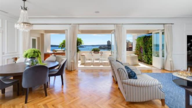 Cyber security boss secures $9.75 million Darnley Hall, Elizabeth Bay penthouse