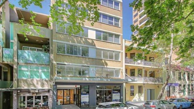 Annalise Braakensiek's Potts Point apartment leased