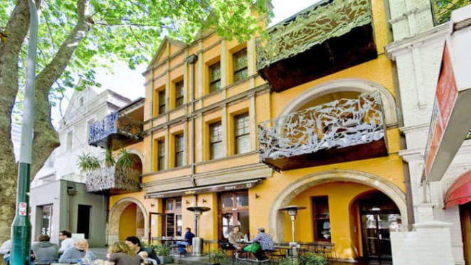 Tony Benjamin expands Macleay Street, Potts Point presence with art gallery purchase