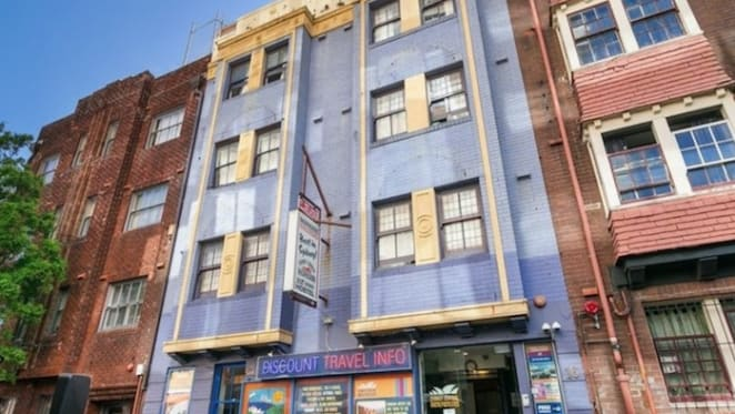 Sydney Central Backpackers at Potts Point fetches $7 milliion