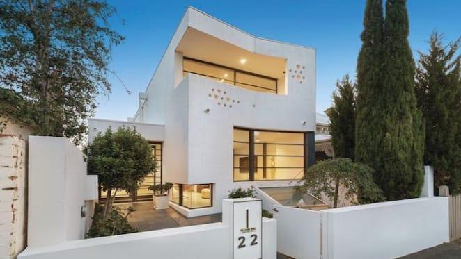 Art dealer Anna Pappas lists Prahran home