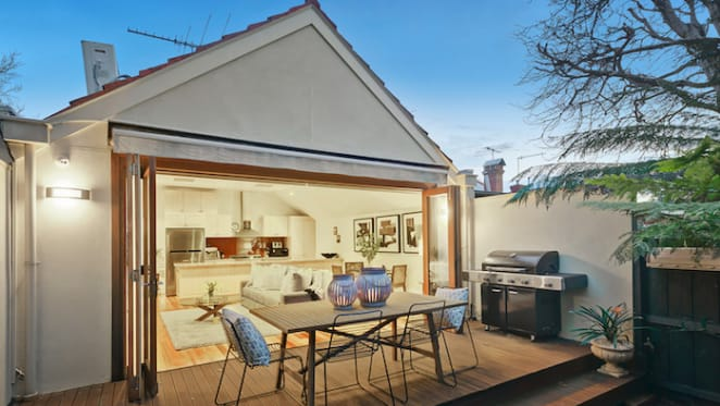 Thai boxing champion Nick 'Special K' Kara lists Prahran Edwardian investment