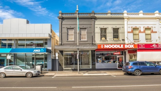 Vacant retail property across Melbourne being snapped up