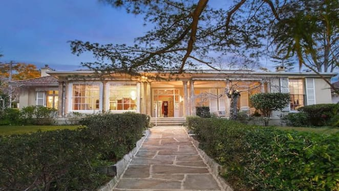 Pymble home of WWII Spitfire pilot Lysle Roberts listed
