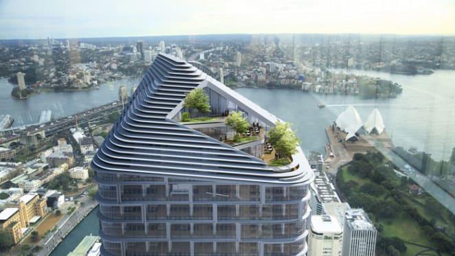 Tom Dixon to design AMP Capital's Quay Quarter Tower lobby