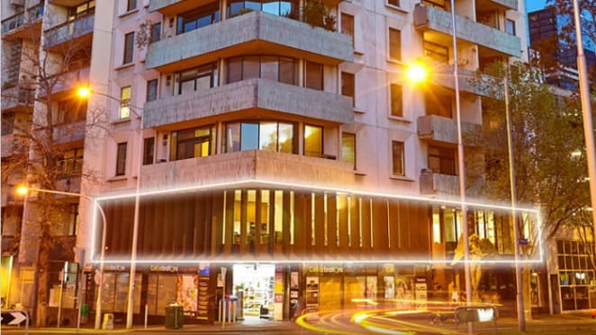 Melbourne CBD office for sale on Queen Street