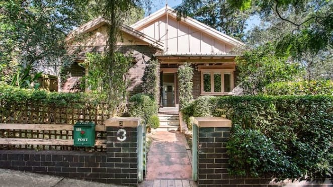 Film editor David Gross sells Queens Park home bought with actor Brooke Satchwell