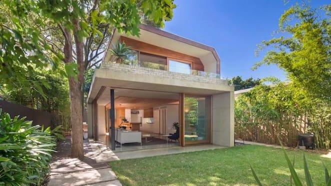 Sydney celebrity butcher buys contemporary Fox Johnston-designed home