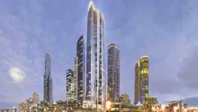 Crown casino wins approval for Melbourne's tallest tower