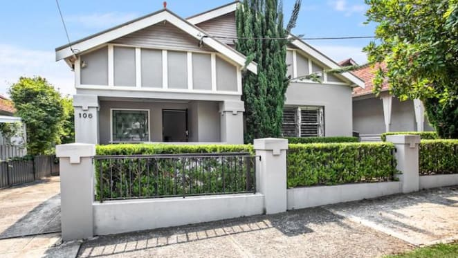 Double-fronted 1920's era Randwick beach house sold