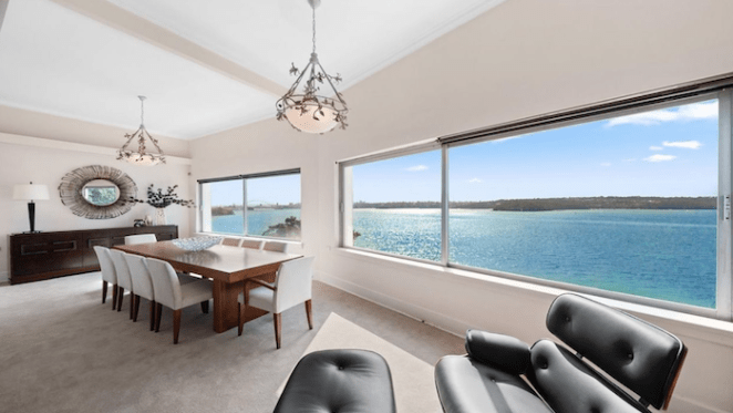 Cliff Towers, Point Piper apartment fetches $13,025,000 when offered for the first time in seven decades