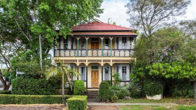 Heritage listed Grafton home hits the market