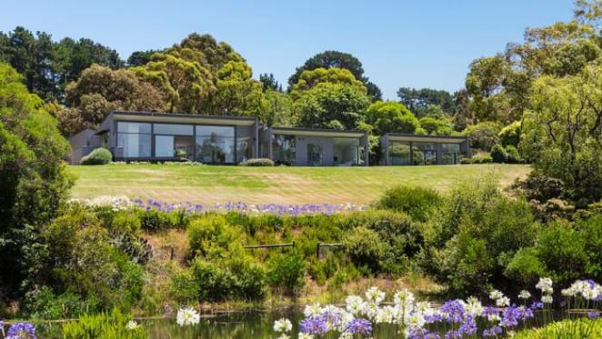 Former ANZ chairman Charles Goode lists Red Hill South weekender