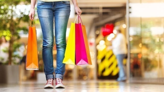 Consumers favour services and entertainment rather than traditional retail goods