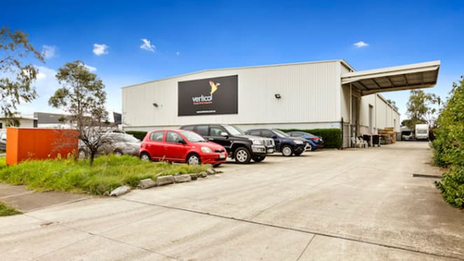 Modern office/warehouse at Sunshine leased for $155,000 annually