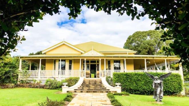 Margot Robbie's Byron Bay wedding venue for sale