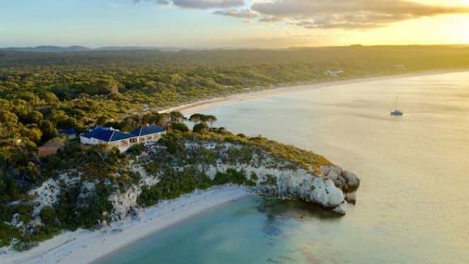 Historic Kangaroo Island beachfront holiday home Rocky Point listed