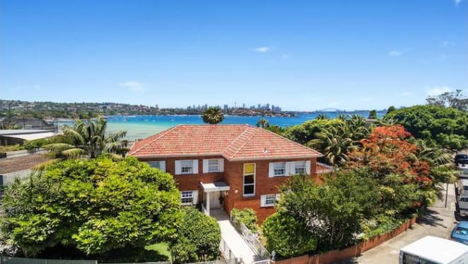 Rose Bay's Belle Vue listed by ATC director Angela Belle McSweeney