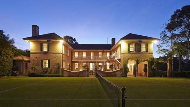 $18 million paid for Professor Wilkinson-designed Bellevue Hill home