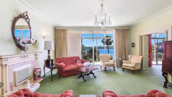Angela Belle McSweeney's Rose Bay home sells to estate agent