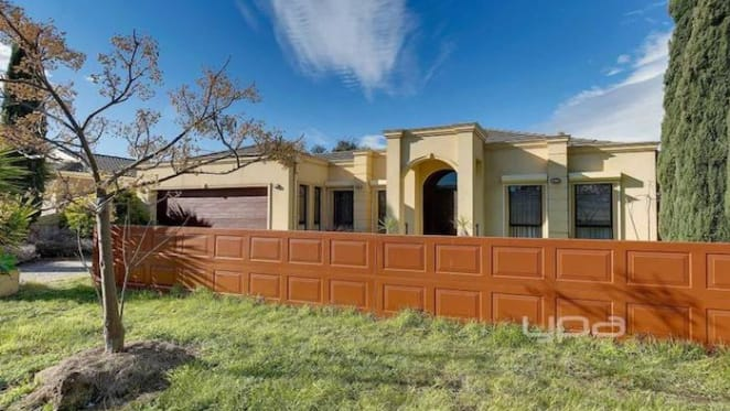 Roxburgh Park three bedroom house listed by mortgagee