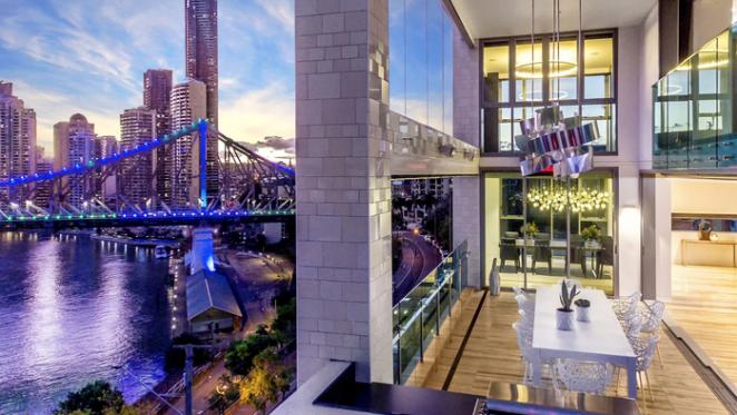 Luxury sky home in Brisbane sells for $6.15 million