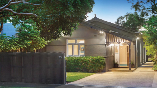 Levi Strauss MD sells renovated Edwardian home in Brighton