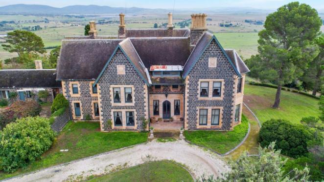 Marshall Baxter lists Bishopthorpe Manor