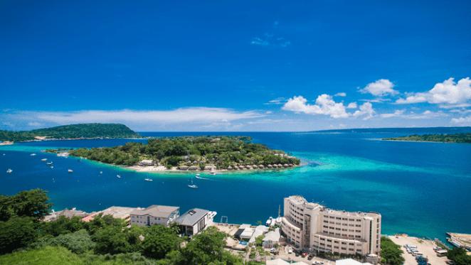 Zagame Corporation lists Vanuatu hotel and casino complex
