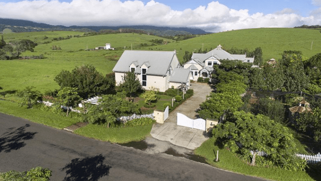 Country estate Christmas River listed in Jamberoo