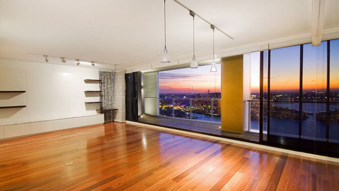 Lavish sub-penthouse listed for sale in Sydney's Kent Street