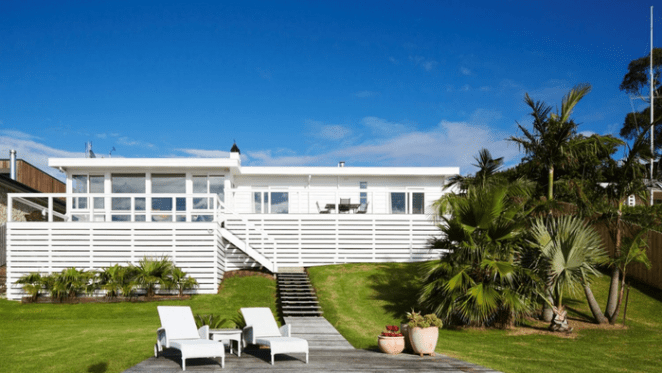 Record waterfront Metung beach house sale