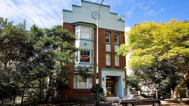 Rushcutters Bay records Sydney's strongest annual unit price growth: Domain