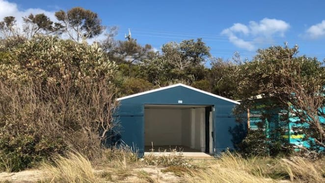 Safety Beach bathing box sale headlined weekend auction results