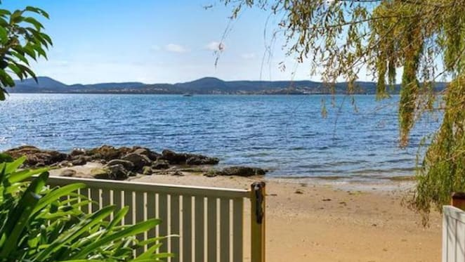 Historic Sandy Bay trophy home listing sold at auction