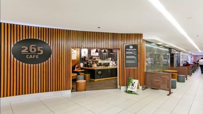 Sydney CBD café listed through Savills